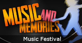 Enjoy 2012 music festival with these music festival gadgets. Put music T-shirt on and open you heart to the hot night of music. Got instrument parts you need and create a perfect soundtrack for your sunny summer!